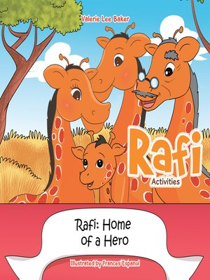cover image of Rafi Activities