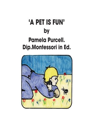 cover image of 'A Pet Is Fun'