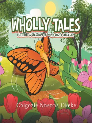 cover image of Wholly Tales
