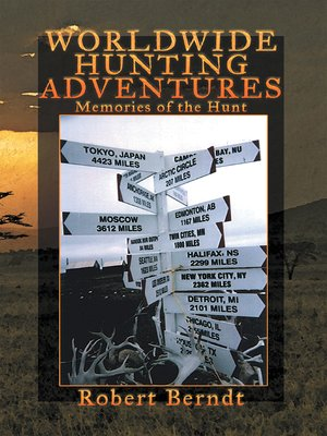 cover image of Worldwide Hunting Adventures