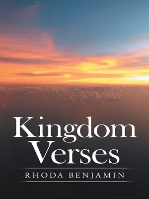 cover image of Kingdom Verses