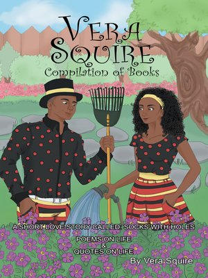 cover image of Vera Squire Compilation of Books