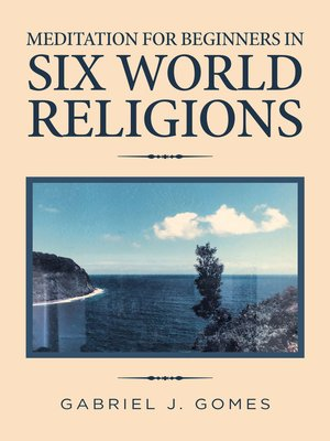 cover image of Meditation for Beginners in Six World Religions