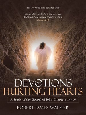 cover image of Devotions for Hurting Hearts