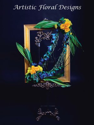 cover image of Artistic Floral Designs