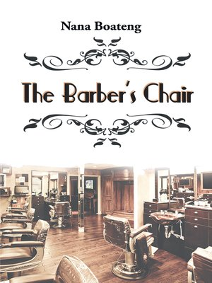cover image of The Barber's Chair