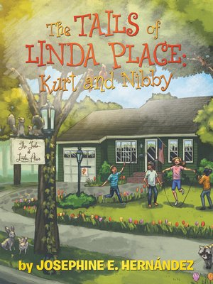 cover image of The Tails of Linda Place