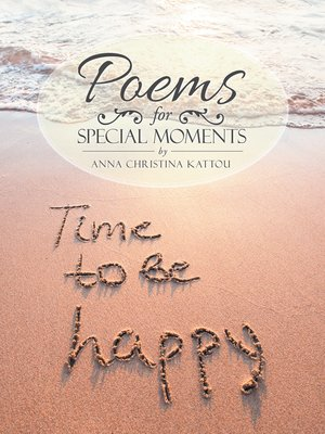 cover image of Poems for Special Moments