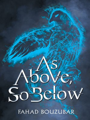 cover image of As Above, so Below