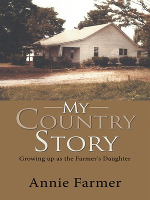 cover image of My Country Story
