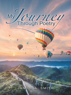 cover image of My Journey Through Poetry