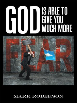 cover image of God Is Able to Give You Much More!
