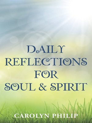 cover image of Daily Reflections for Soul & Spirit