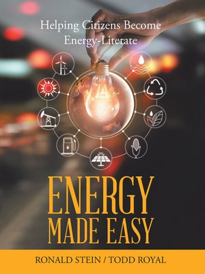 cover image of Energy Made Easy