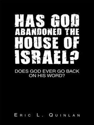 cover image of Has God Abandoned the House of Israel?