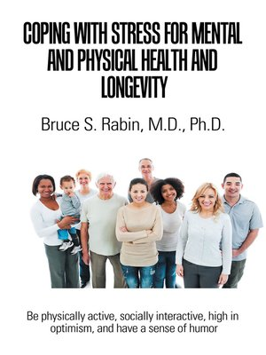 cover image of Coping with Stress for Mental and Physical Health and Longevity