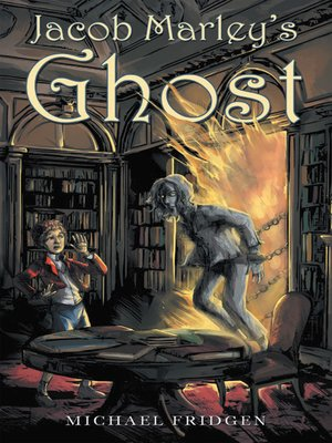 cover image of Jacob Marley's Ghost