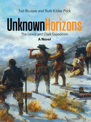 cover image of Unknown Horizons