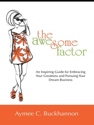 cover image of The Awesome Factor