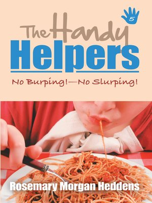 cover image of The Handy Helpers