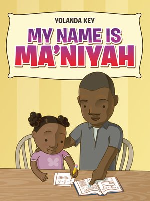 cover image of My Name Is Ma'Niyah