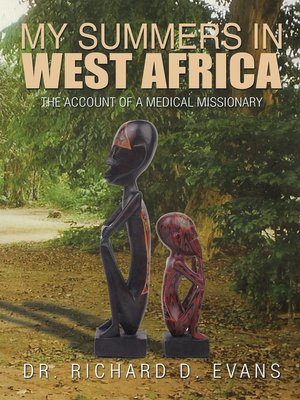 cover image of My Summers in West Africa