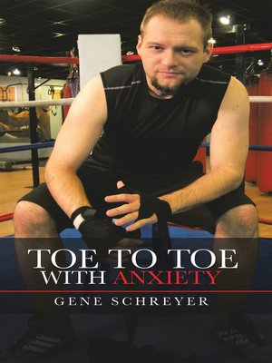 cover image of Toe to Toe with Anxiety