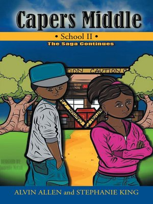 cover image of Capers Middle School Ii