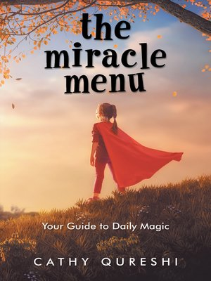cover image of The Miracle Menu