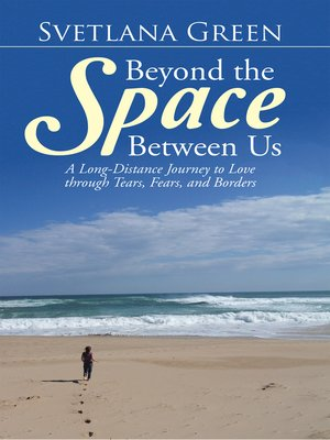 cover image of Beyond the Space Between Us