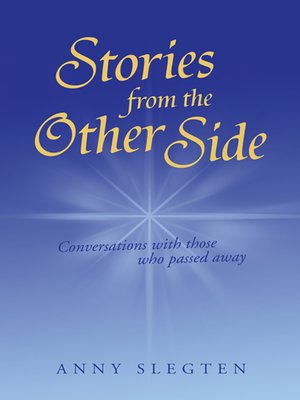 cover image of Stories from the Other Side