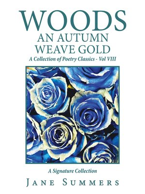 cover image of Woods an Autumn Weave Gold