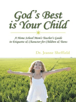cover image of God's Best Is Your Child