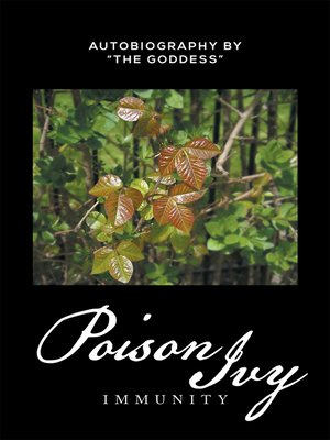 cover image of Poison Ivy