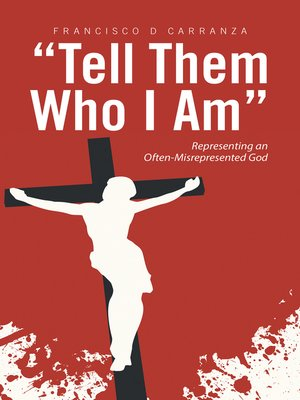 """cover image of """"Tell Them Who I Am"""""""