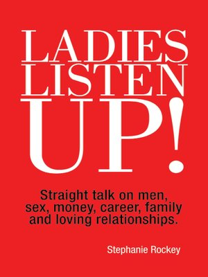 cover image of Ladies Listen Up!