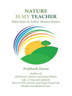 cover image of Nature Is My Teacher