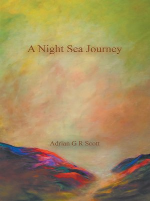 cover image of A Night Sea Journey
