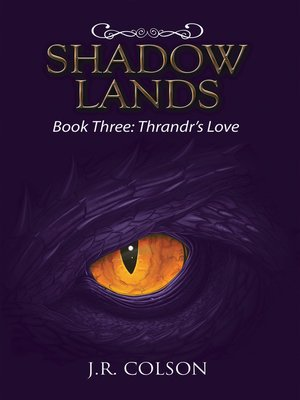cover image of Shadow Lands