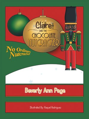 cover image of Clare and the Chocolate Nutcracker