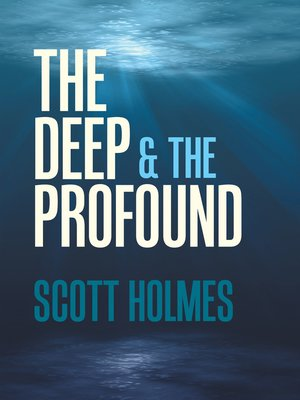 cover image of The Deep & the Profound