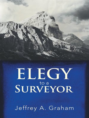 cover image of Elegy to a Surveyor