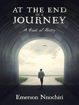 cover image of At the End of a Journey