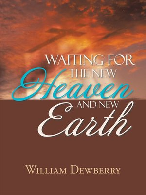 cover image of Waiting for the New Heaven and New Earth
