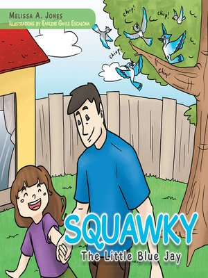 cover image of Squawky