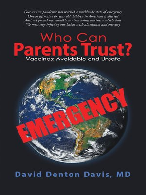 cover image of Who Can Parents Trust?