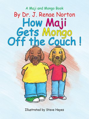 cover image of A Maji and Mongo Book