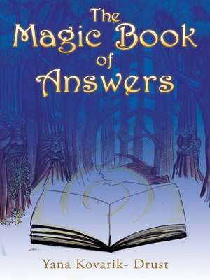 cover image of The Magic Book of Answers