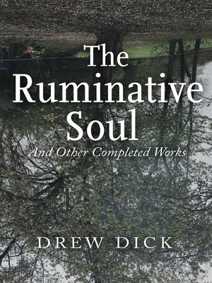 cover image of The Ruminative Soul