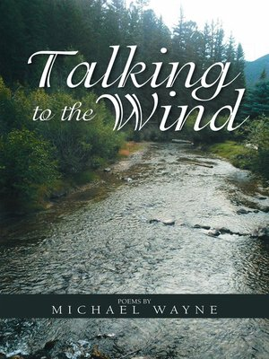 cover image of Talking to the Wind